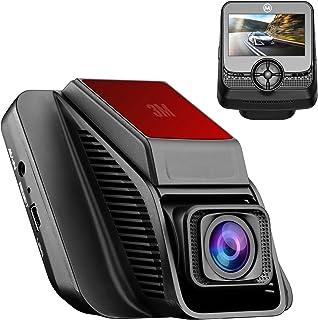 MUSON(ムソン) ドライブレコーダー 1080PフルHD G-sensor WIFI機能搭載 常時録画 170度広角 緊急録画 動体検知 2.45インチ液晶モニター リチウム電池内蔵 日本語説明書付属 車載カメラ ドラレコ Drive Recorder NOTE1 ブラック