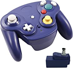 Veanic 2.4G Wireless Gamecube Controller Gamepad Gaming Joystick with Receiver for..