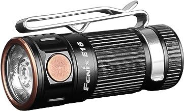 Fenix Flashlights, E16 High Performance EDC Flashlight, 700 Lumens, Black