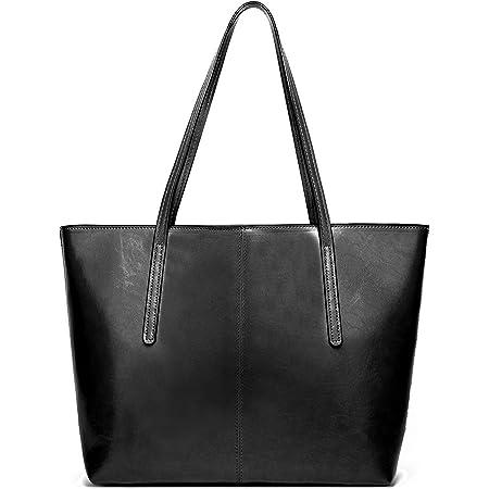 Myhozee Bolsos Mujer Hombro Grande Bolso Bandolera Shopper Bolso de Mujer de PU Cuero para Las Damas Bolso de Mano Bolso Señora Tote Bag Shopping Bags