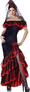 flamenco dancer dress