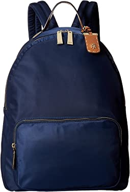 Julia Nylon Large Dome Backpack