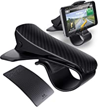 Phone Holder for Car - Mate2GO V2.0 HUD Car Mount, Car Phone Mount for iPhone X 8 7 6 6S Plus, Samsung Galaxy S8 S7 S6 Edge Note 8 & Other Cell Phones up to 6.5''