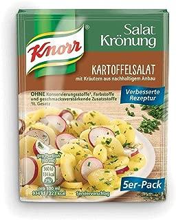 From Germany Knorr Seasoning Kronung Kartoffelsalat Potato Salad 5 pack