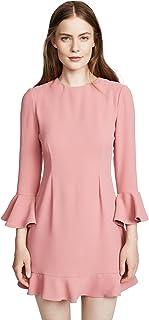 فستان كوكتيل بطرف مكشكش للنساء من Jill Stuart