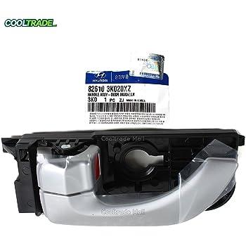 Amazon Com Hyundai Genuine Oem Inside Door Handle Front Right 82620 3k020xz Automotive