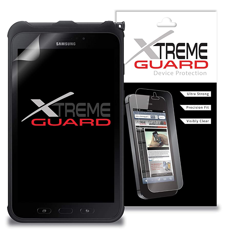 Premium XtremeGuard Screen Protector Cover for Samsung Galaxy Tab Active 2 (Ultra Clear)