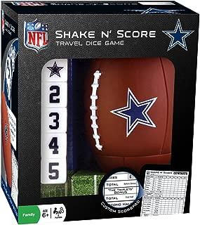 NFL Dallas Cowboys Shake 'n Score Dice Game