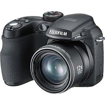 Fujifilm FinePix S Series S1000fd 10.0 MP Digital Camera - Black