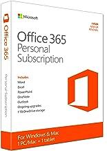 مايكروسوفت اوفيس 365 شخصية لمدة سنة واحدة، مستخدم واحد