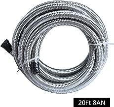 20Ft 8AN Fuel Line Hose 1/2