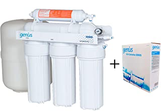 ATH - Osmosis Inversa 5 Etapas Genius Pro 50 + Recambios