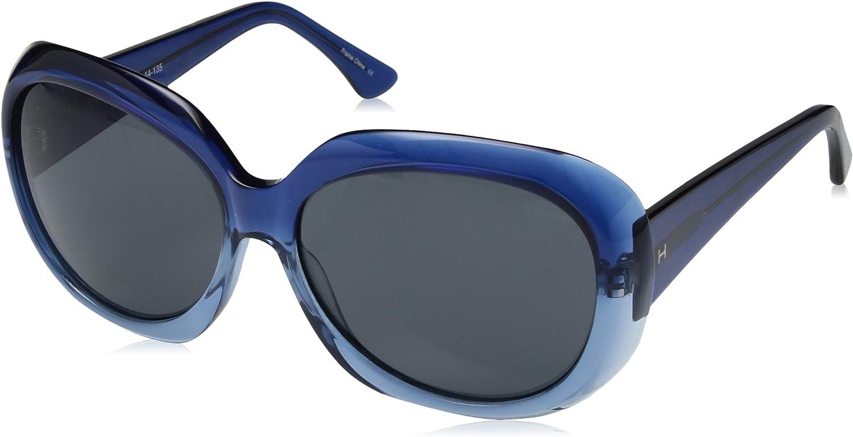H Halston Womens Women's HH 625 Square Fashion Designer UV Predection Sunglasses
