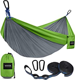 Best double hammocks for camping