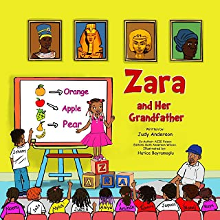 Zara and Her Grandfather (English Edition)