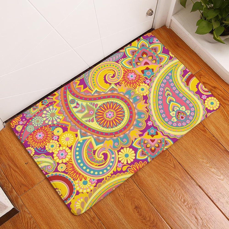 Carpets for Living Room Rugs Bedroom Bath-Mats Non Slip  Doormats Outside Rug-Pads Doormat Digital Printing Floor Mat Rug Home Kitchen Accessories LAD-I , E , 4060cm