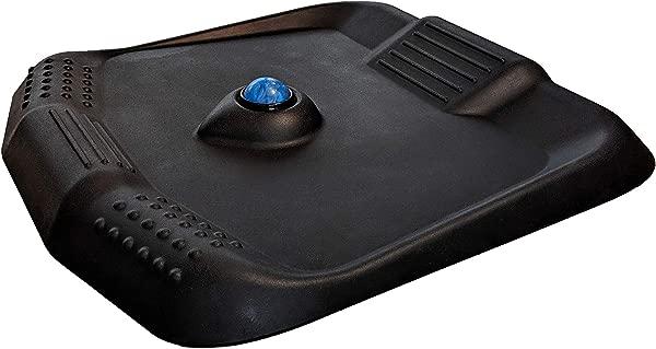天空垫的天才垫活动站立桌垫,符合人体工程学的表面和指压按摩滚球