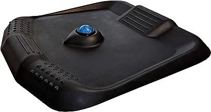 Genius Mat by Sky Mats, Active Standing Desk Mat with Ergonomic Surface and Acupressure Massaging Roller Ball