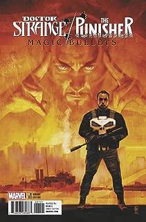 DOCTOR STRANGE PUNISHER MAGIC BULLETS #1 (OF 4) MALEEV VAR