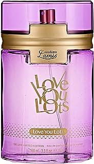 Love You Lots by Creation Lamis Deluxe for Women - Eau de Parfum, 100ml