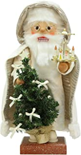 Alexander Taron 0-813 Christian Ulbricht Nutcracker-Santa with Pyramid-21.5