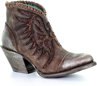 corral turquoise eagle boots