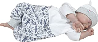 Atelier MiaMia - Strampler Baby Kind 68 Designer Babystrampler Limitiert !! Mitwachsstrampler Libellen