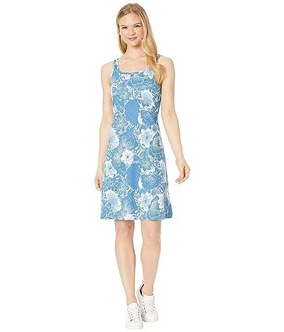 Columbia Freezertm III Dress (Impulse Blue Flowers) Women