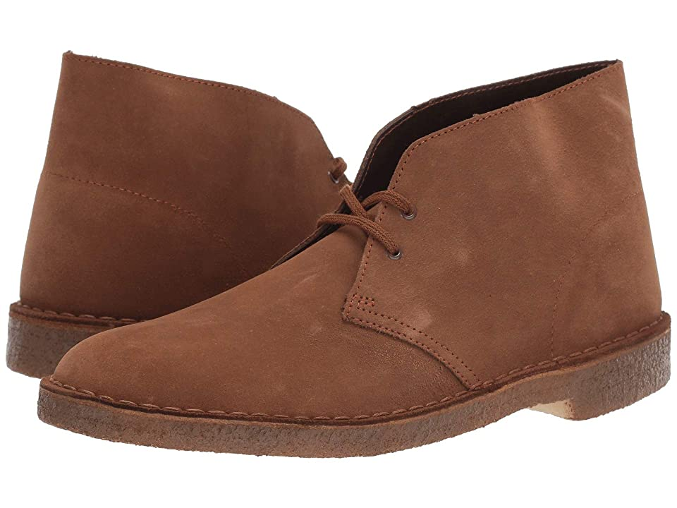 Clarks Desert Boot (Cola Suede) Men