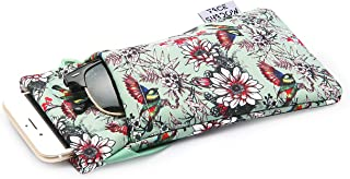 glasses case for multiple pairs
