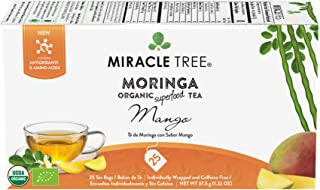 miracle tree moringa tea mango