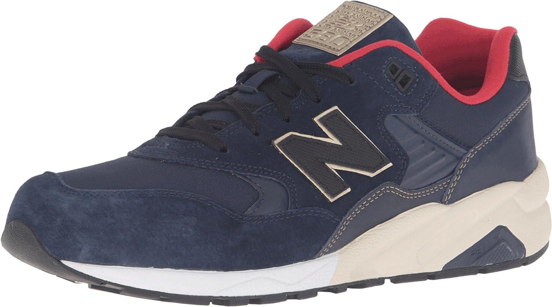 Amazon.com | New Balance Men's 580 Classic Lifestyle Sneaker ...