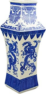 Best blue and white phoenix china Reviews