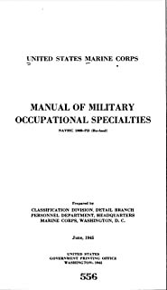 Best military occupational specialties manual Reviews