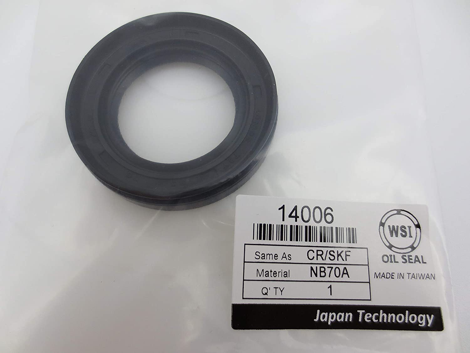 WSI Miami Mall Max 48% OFF 14006 Shaft Seal - SKF for CR differential