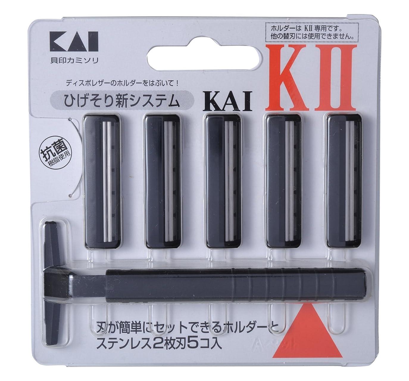 ちょうつがい繁栄する必要KAI K-II