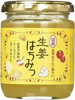 穂高観光食品 生姜はちみつ 230g