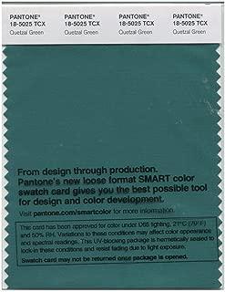 Pantone Smart Swatch 18-5025 Quetzal Green