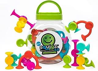 Best fat brain toys squigz starter set, 24 piece Reviews