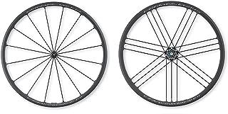 Campagnolo Shamal Mille Wheel 700C Clincher QR OLD Fr1 00 Rr 130 Brake Rim Pair