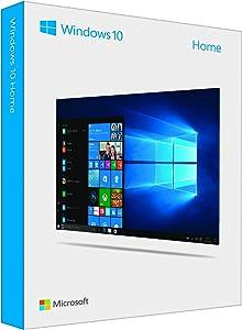 【旧パッケージ】Microsoft Windows 10 Home April 2018 Update適用32bit/64bit 日本語版|パッケージ版