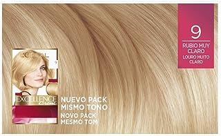 L'Oreal Paris Excellence Creme Tinte Permanente Tono 9 Rubio