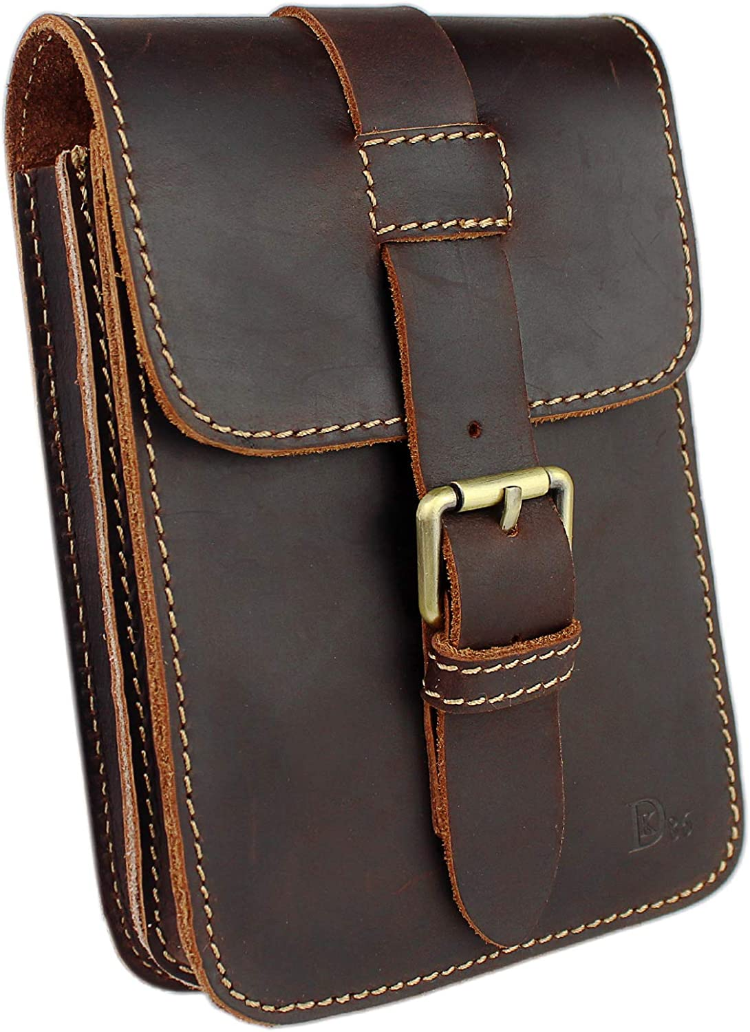 DK86 Men's Leather store Belt Pouch Waist Bag Lo with Pack Fanny Today's only