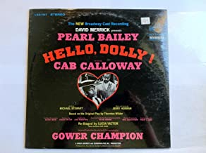 Hello Dolly! (The New Broadway Cast Recording) LP - RCA Victor - LSO-1147