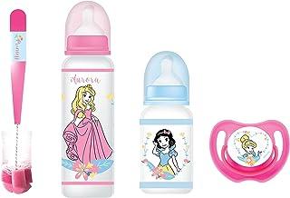 Disney - Baby Feeding 4 Pcs Gift Pack, 0+ Months - Princess