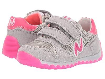 Naturino Sammy SS19 (Toddler/Little Kid) (Grey/Pink) Girl