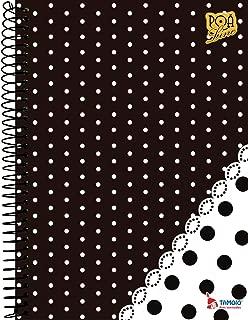 Caderno de 10 Matérias Capa Dura 2019 x 4 Unidades, Tamoio 2426, Multicor