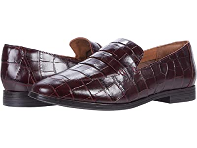 Rockport Perpetua Penny (Oxblood Croco) Women