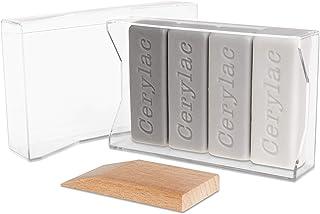 comprar comparacion Cera blanda, tonos grises - 4 Unidades