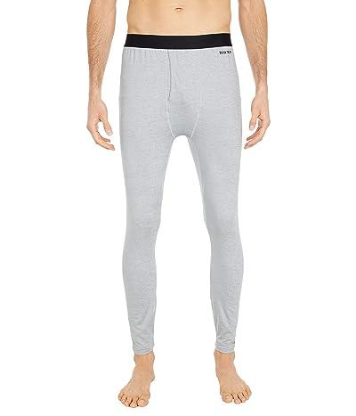 Burton Lightweight X Base Layer Pants (Gray Heather) Men